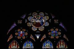 Buntglas-Fenster 6 Lizenzfreie Stockbilder