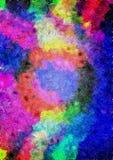 Buntglas-Muster Lizenzfreie Stockfotografie