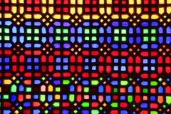 Buntglasfenster Stockfotografie