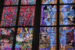 Buntglasfenster lizenzfreie stockfotografie