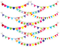 Bunting Royalty Free Stock Images