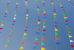 Bunting H Royalty Free Stock Photos