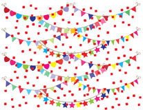 Bunting Royalty Free Stock Image