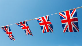Bunting Royalty Free Stock Photos