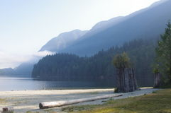 Buntzen Lake Stock Image