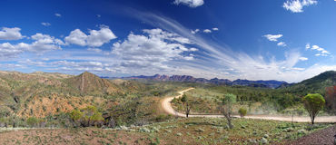 Bunyeroo Valley � Flinders Ranges Stock Photography