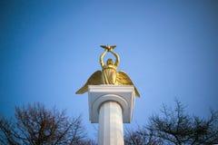 Buon angelo del monumento fotografia stock libera da diritti