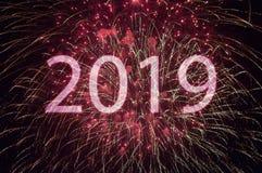 Buon anno 2019 Fotografie Stock