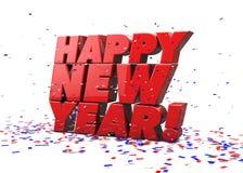 Buon anno 2013 Immagini Stock Libere da Diritti