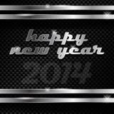 Buon anno illustrazione di stock