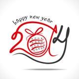 Buon anno Fotografia Stock