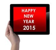Buon anno 2015 Immagini Stock