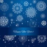 2016 - buon anno Fotografia Stock