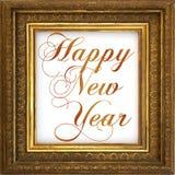 Buon anno 2016 Fotografia Stock