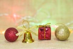 Buon anno di Ana di Natale Fotografia Stock Libera da Diritti