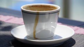 Buon coffe al breake Fotografie Stock