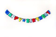 Buon compleanno Immagini Stock