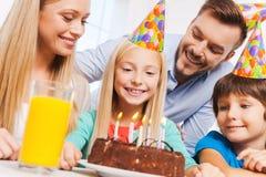 Buon compleanno! Immagine Stock