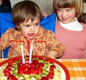 Buon compleanno! Immagine Stock Libera da Diritti