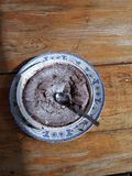 buon dolce di cioccolato ho cibo fotografia stock
