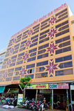 Buon Ja Thuot rynek Zdjęcia Royalty Free