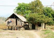 Buon Me Thuot, Daklak, poor life, Vietnam Stock Image