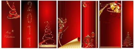 Buon Natale 1881 e nuovo anno felice Fotografia Stock