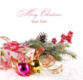 Buon Natale. Fotografie Stock Libere da Diritti