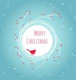 Buon Natale Fotografie Stock Libere da Diritti