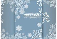 Buon Natale della scheda Fotografia Stock