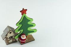 Buon Natale e buon anno Immagine Stock Libera da Diritti