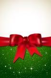 Buon Natale e carta del buon anno Immagine Stock Libera da Diritti