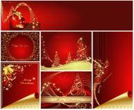 Buon Natale e nuovo anno felice Fotografie Stock