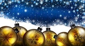 Buon Natale e un buon anno 2015 Immagine Stock