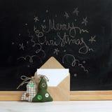 Buon Natale standby fotografie stock