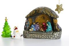 Buon Natale tutto Fotografie Stock Libere da Diritti