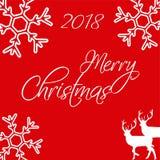 Buon Natale Buon Natale Utilizzabile per fondo, le cartoline d'auguri, i regali ecc illustrazione vettoriale
