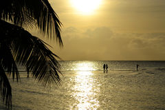 Buon valore sull'isola di Saipan Fotografie Stock Libere da Diritti