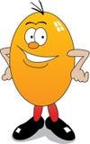 Buon vettore dell'uovo Immagine Stock