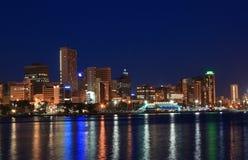 buona notte, Durban Immagini Stock Libere da Diritti