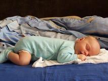 Buona notte, il mio piccolo angelo. Immagine Stock Libera da Diritti