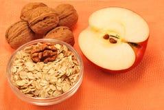 Buona prima colazione Fotografia Stock Libera da Diritti