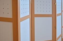 Buona progettazione dei ciechi piegati del bordo fotografia stock libera da diritti