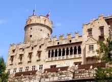 Buonconsiglio Castle Stock Image