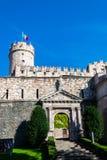 Buonconsiglio Castle. Historical Trento, Italy Stock Photography