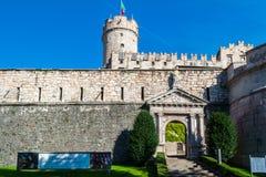 Buonconsiglio Castle Stock Photography