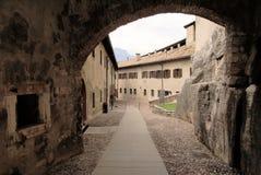 Buonconsiglio Castle , Trento, Italy Royalty Free Stock Photo