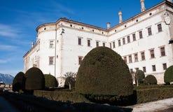 Buonconsiglio Castle , Trento, Italy Royalty Free Stock Image