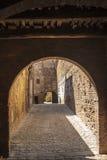 Buonconvento (Siena, Tuscany) Royalty Free Stock Image
