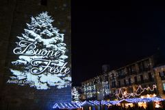Buone Feste Royalty Free Stock Images